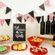 How to Throw a Fabulous Holiday Craft Party
