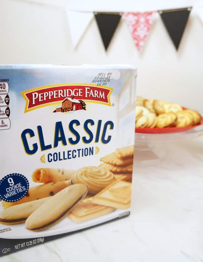 Msg 4 21+ Pepperidge Farm Classic Collection Cookies #HolidayPairings #ad