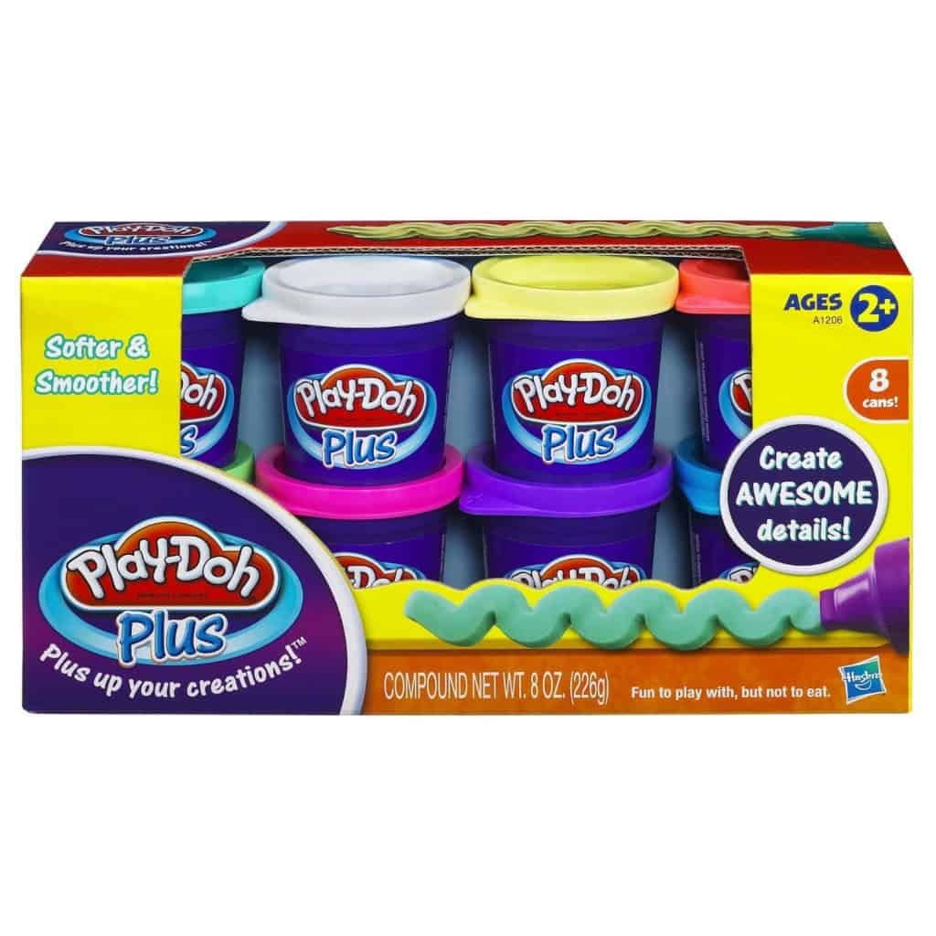 Play-Doh Plus Color Set a great gift for kids