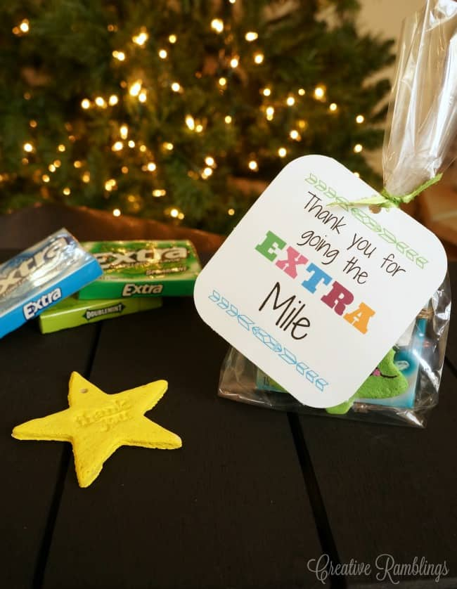 Sat dough ornament stocking stuffer #PackInMoreMemories ad