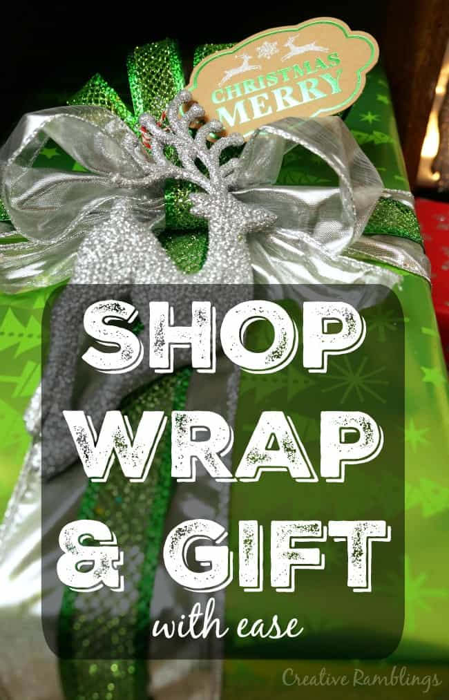 Simple tips to plan, shop, wrap and gift with east this holiday season. #BIGSeason #BigLots @BigLots