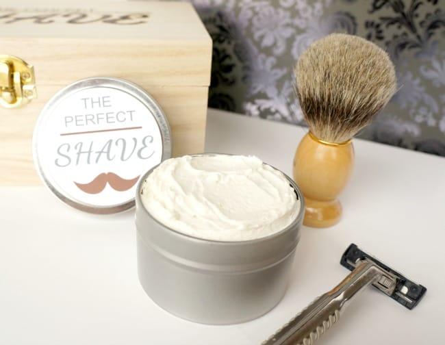the-perfect-shave-DIY-shaving-cream-gift-box