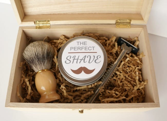 Give the gift of the perfect shave