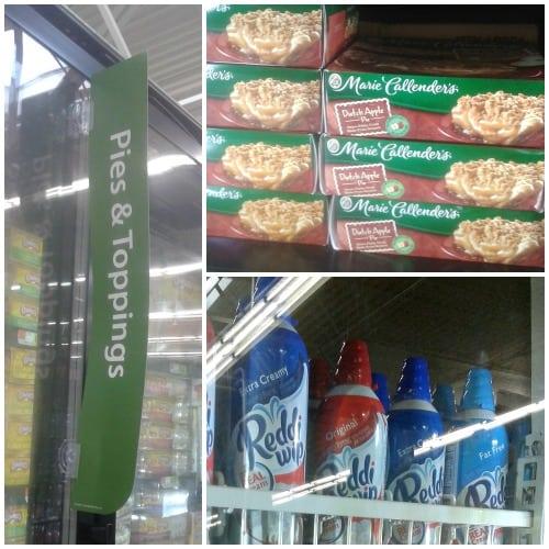 Marie Callender's® Dessert Pies at Walmart #ShareTheJoyOfPie AD