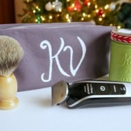 Personalized shaving kit