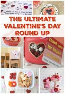 The ultimate Valentine's Day list of ideas. Food, Crafts, parties and so much more.