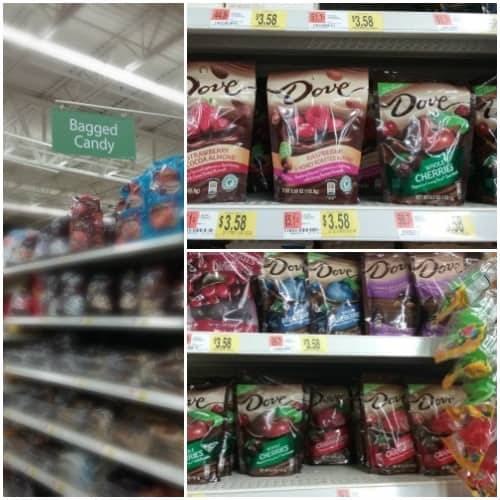 DOVE at Walmart #LoveDoveFruits AD