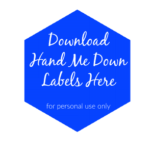 download hand me down labels here