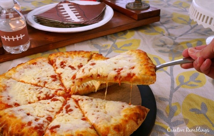 Make the right call with a simple game day dinner