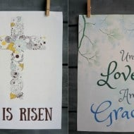 Uplifting Easter Printables