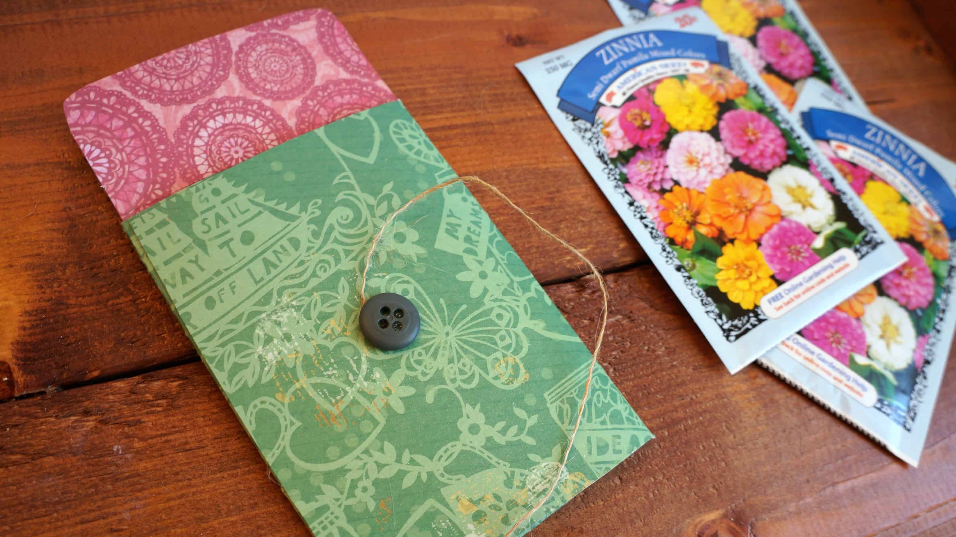 Seed Packet Envelopes