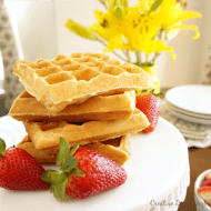 Welcome Spring Waffle Brunch