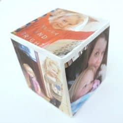 Instagram Photo Cube Gift