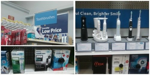 Philips Sonicare Essence at Walmart