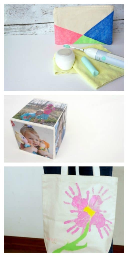 DIy kid friendly gifts for Mom