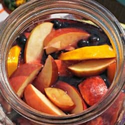 Kid friendly virgin sangria