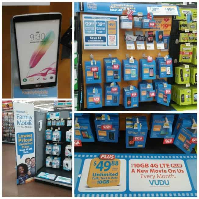 Walmart Family Mobile #DataAndAMovie AD