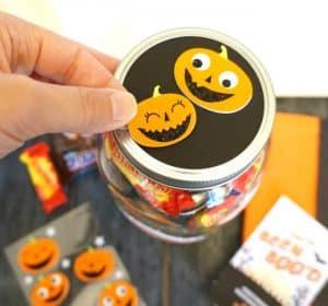 Halloween Mason Jar Boo Kit #BOOItForward #ad
