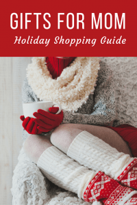 The only gift guide for Mom you need this holiday season. Great gifts just for Mom