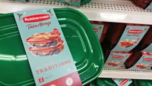 Rubbermaid TakeAlongs at Walmart #ShareTheHoliday #ad