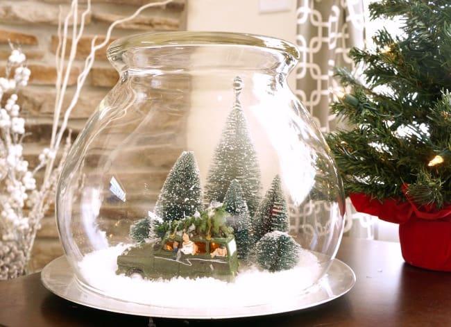 Fake Christmas Tree Walmart