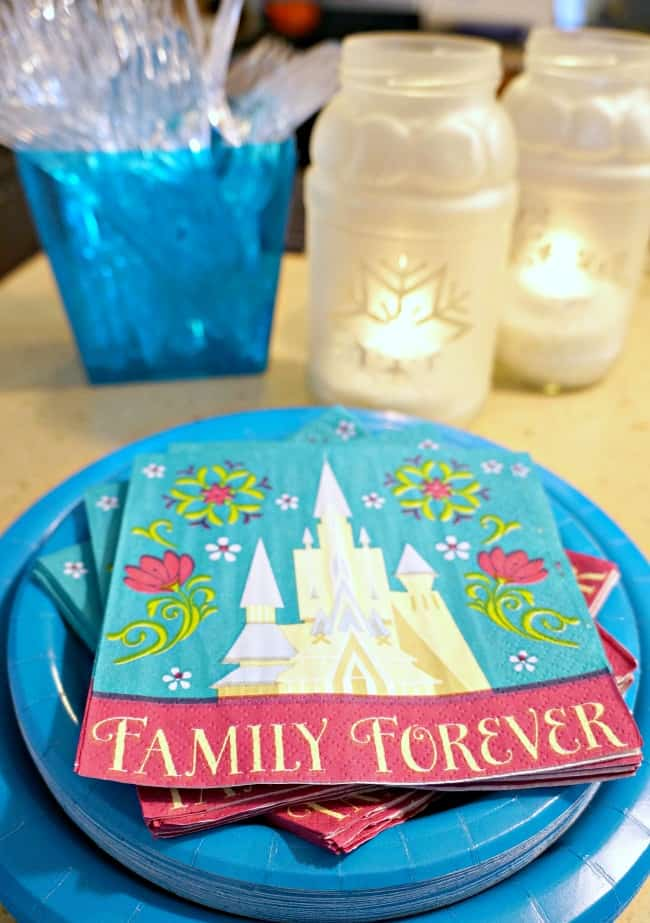 A Frozen Party for Sisters