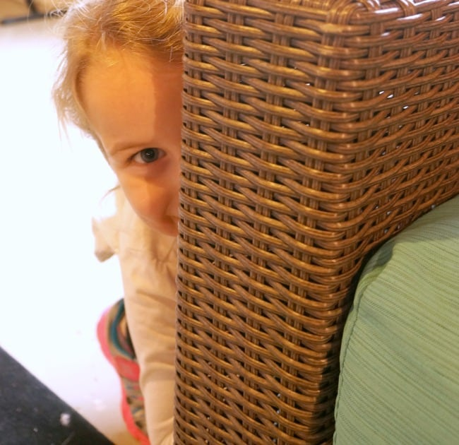 Family Games to Beat Cabin Fever - hide and seek #ad #GoldfishGameTime