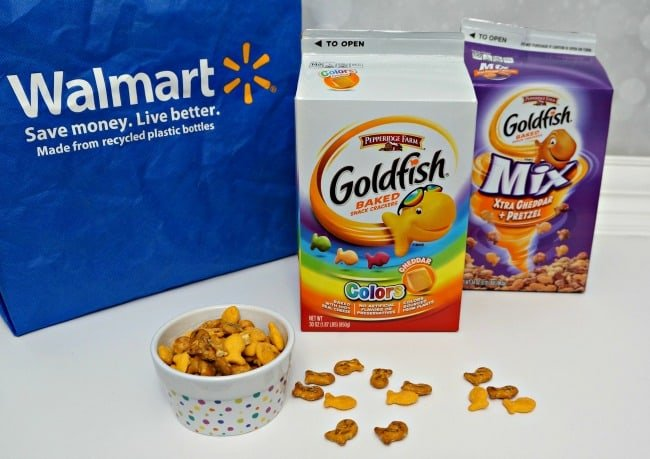 Family Games to Beat Cabin Fever with Goldfish crackers #ad #GoldfishGameTime