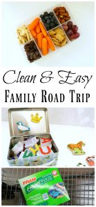 How to prep for a clean and easy family road trip