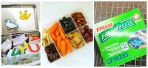 How to prep for a clean and easy family road trip #FRAMFreshBreeze #ad