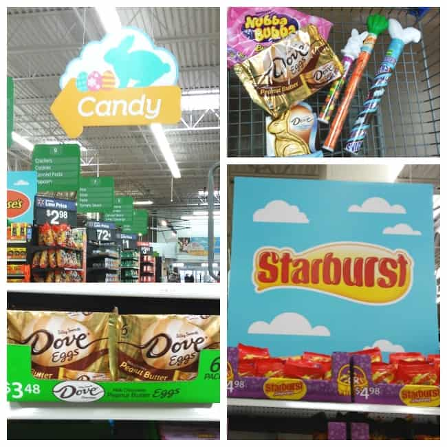 Printable Easter Basket MARS at Walmart #SweeterEaster #ad
