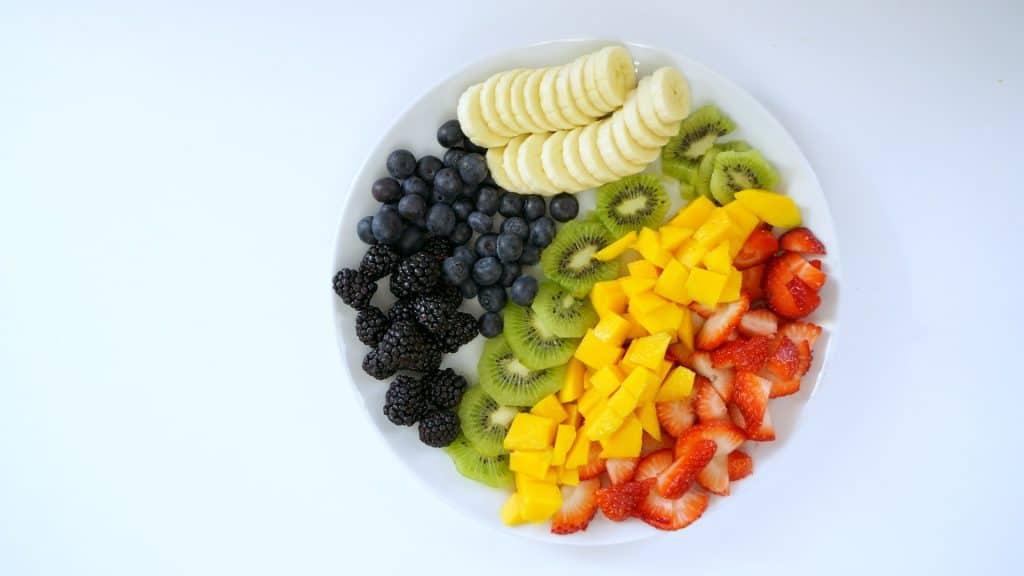 Rainbow Fruit Pizza Recipe