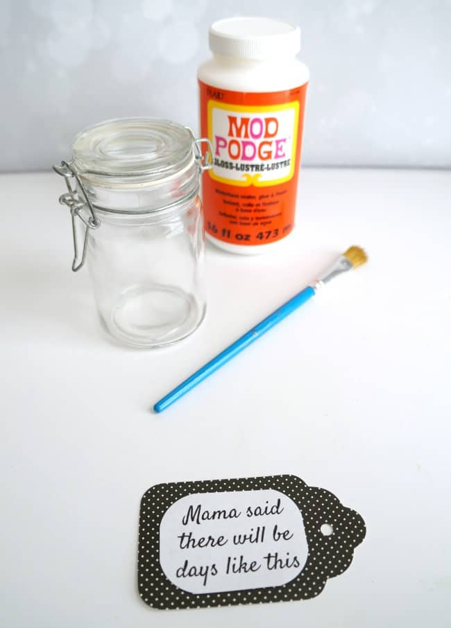 Encouraging words for Mom supplies
