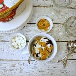 Smores Ice Cream and How to Create Your Own Flavor