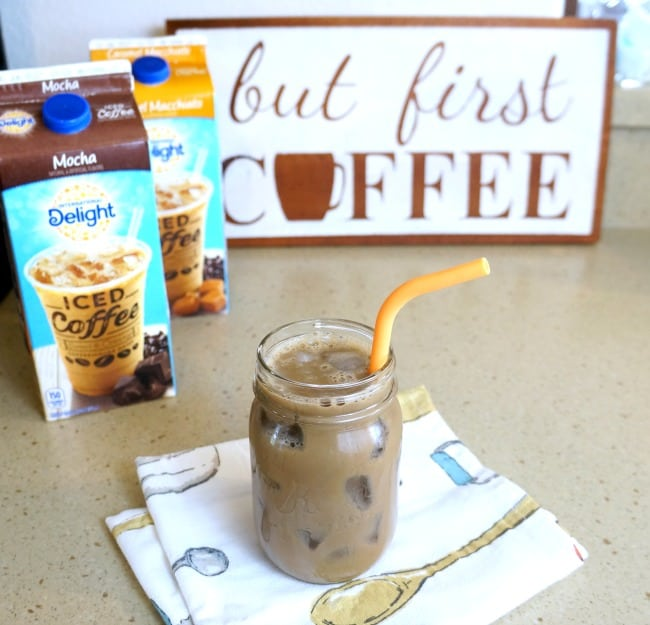International Delight® Mocha Iced Coffee