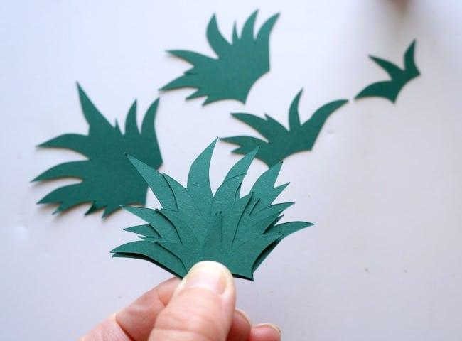 pineapple gift box paper craft