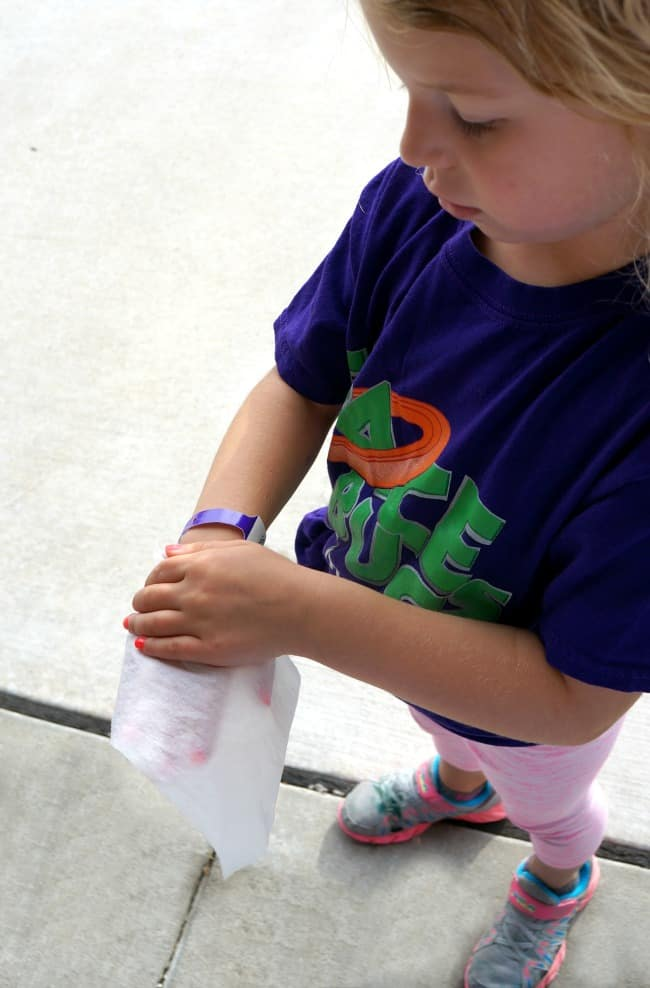 Back to School Printable Activity Schedule for Kids with Wet Ones and Soccer