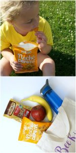 Pack snacks that fuel summer fun