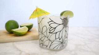 Coconut Lime Cocktail
