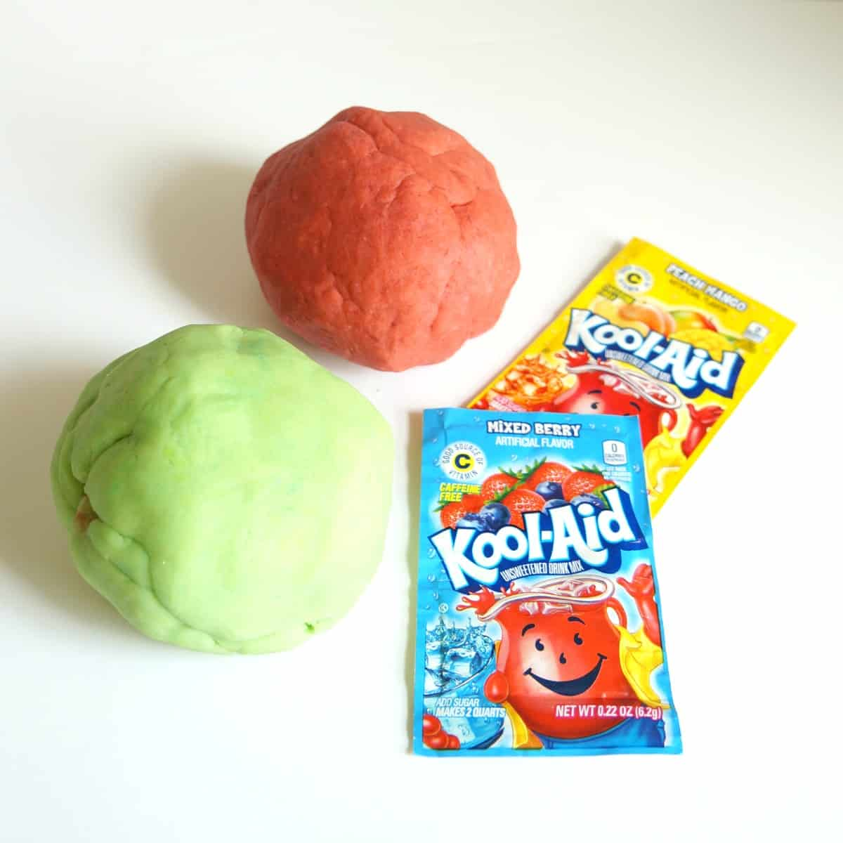 Kool-aid play dough for kids