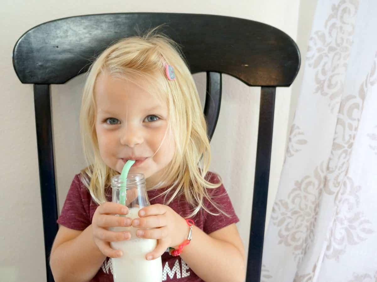 Enjoy milk and a recipe for a pumpkin spice latte