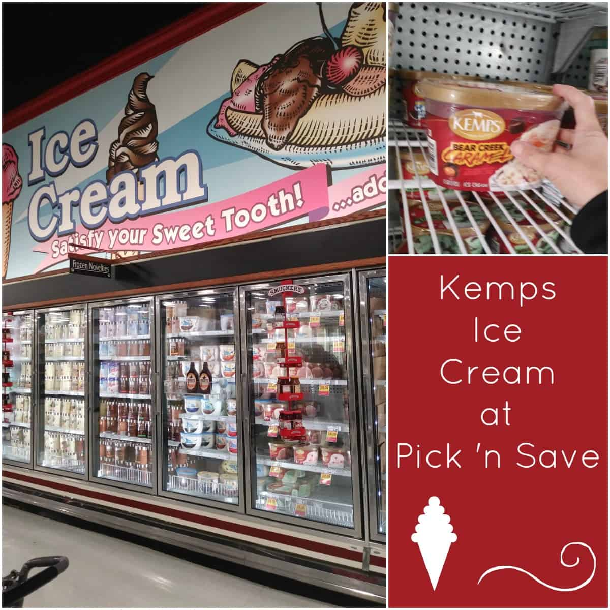 Kemps Ice Cream at Pick n Save