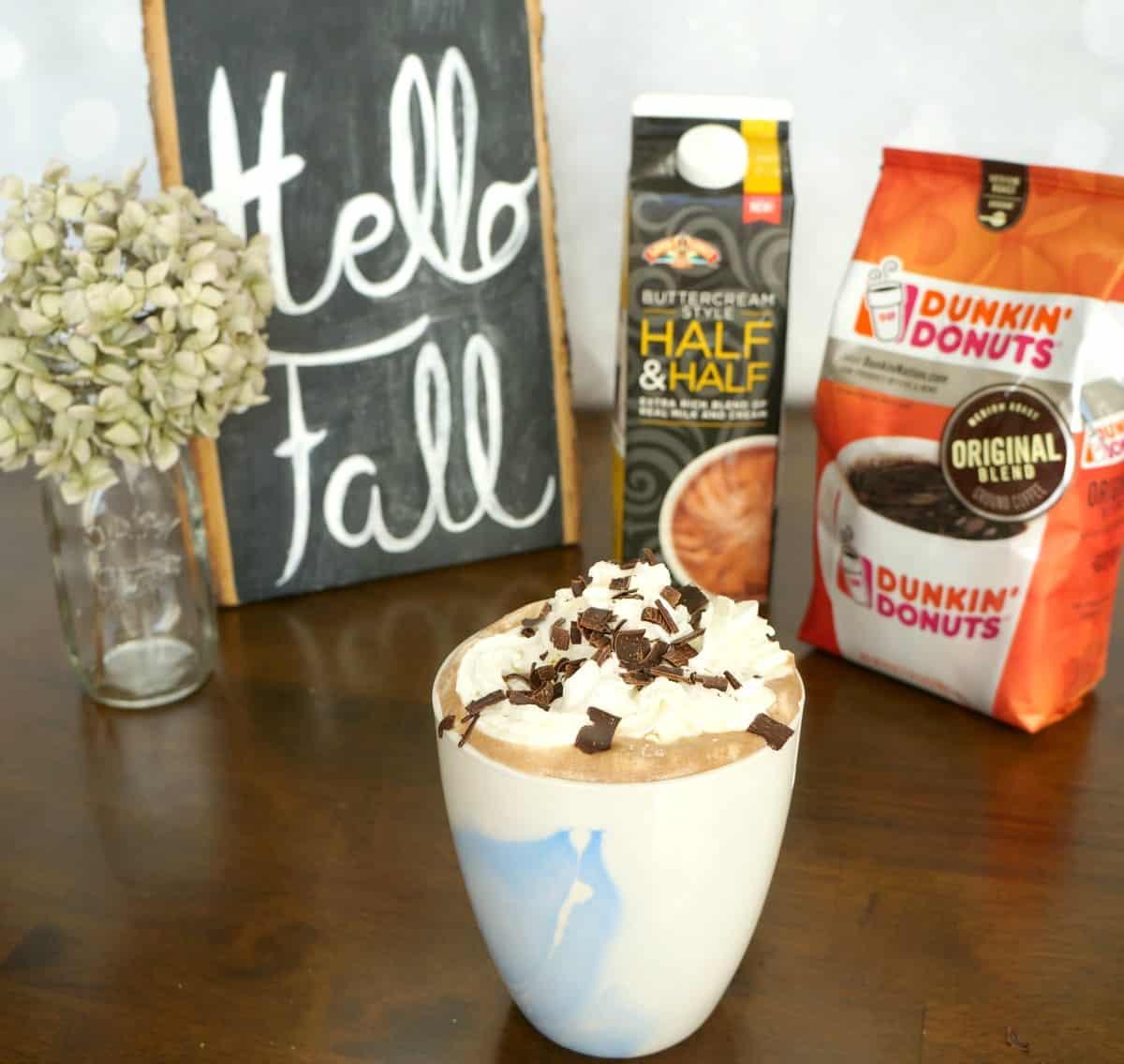 Cafe Mocha Recipe