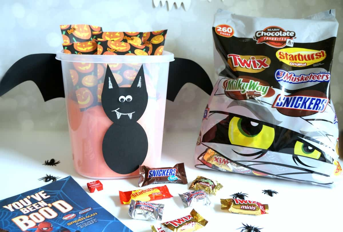Creative Ramblings - BOO it Forward Bat BOO Kit