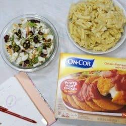 Easy Dinner Idea for Busy Families
