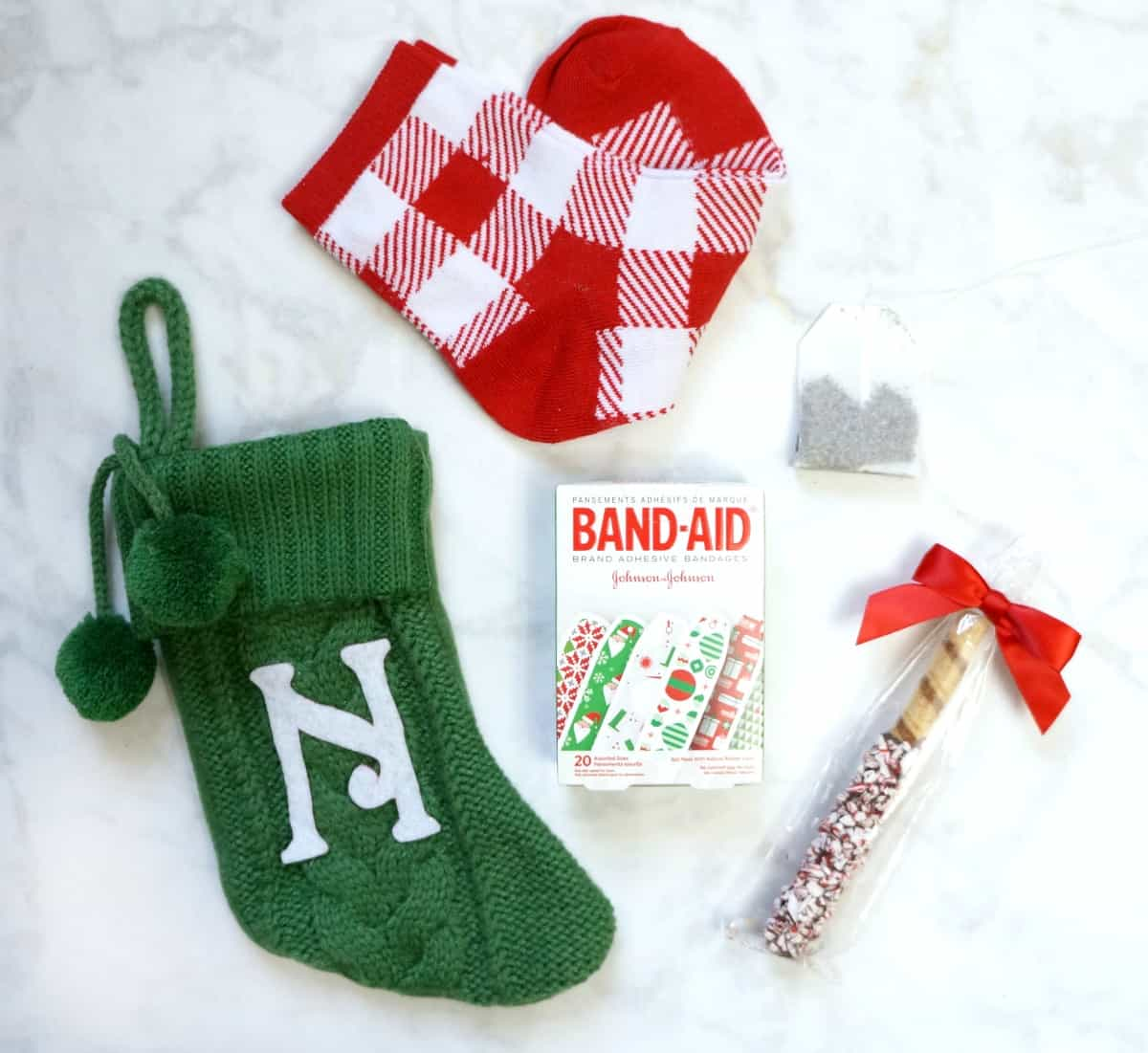 Personalized Stocking Teacher Gift