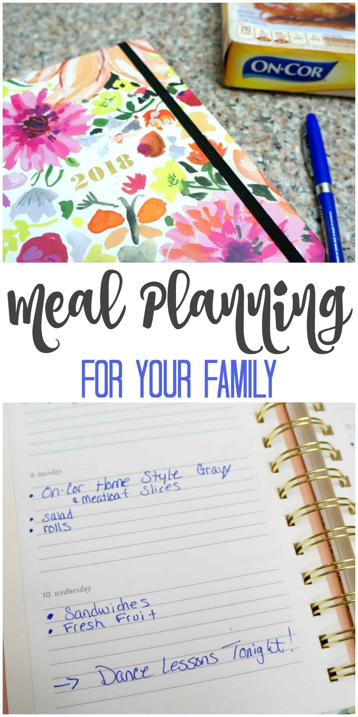 simple guide to meal planning for your family