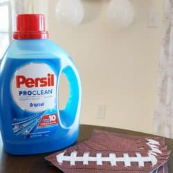 Enjoy the Big Game with Persil® ProClean® Laundry Detergent from Walmart®
