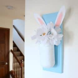Easter Jar Hanger