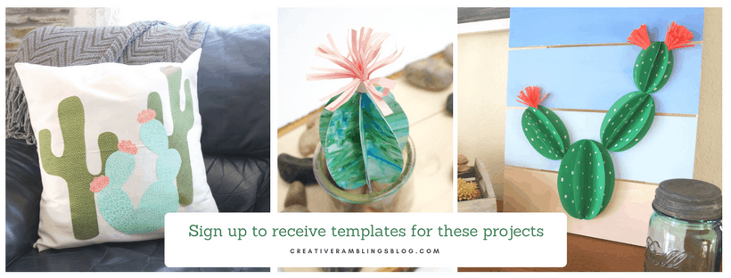 Sign up to get templates for these cactus projects